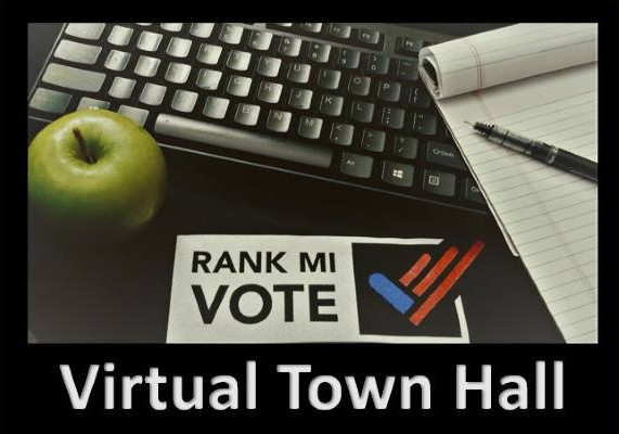October 25 Virtual Town Hall